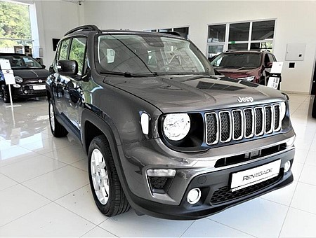 JEEP RENEGADE Longitude  1.3 BZ T4 180KS 4X4 AT